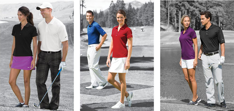 Nike Golf Corporate Collection